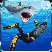 海底捕鱼水肺深潜