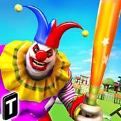 恐怖小丑袭击图标