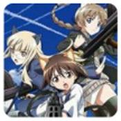强袭魔女:白银之翼中文版(PSP)