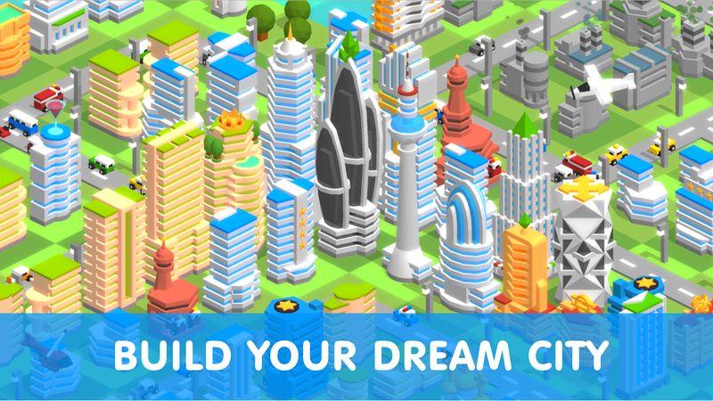 点击建筑游戏截图