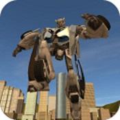 汽车人大破坏2( X Ray Robot 2)