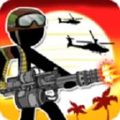 火柴人的抵抗(Stickman Army : The Resistance)版图标