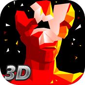 燥热(Red Superhot Shooter 3D)图标