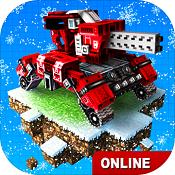 像素车ol(Blocky Cars Online)图标
