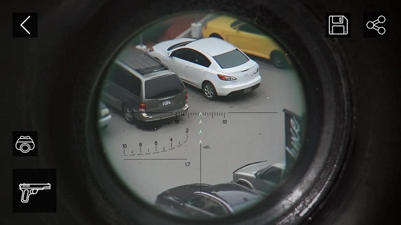 摄像枪的3D模拟器宣传图片