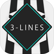 竞速方块(THREE LINES - TRY QUICKER)v1.0.6 安卓正版