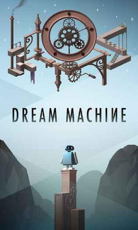 造梦机器人游戏截图