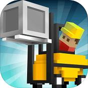 建筑工人(Construction Crew 3D)图标