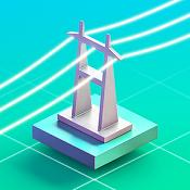 电力平衡图标