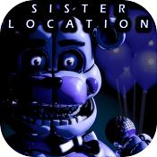 玩具熊的午夜后宮:姐妹地點圖標