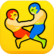 基佬摔跤(Wrestle Bounce)图标