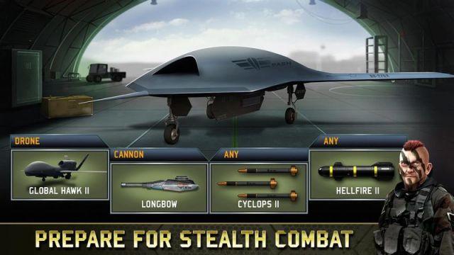 无人机暗影突袭游戏截图