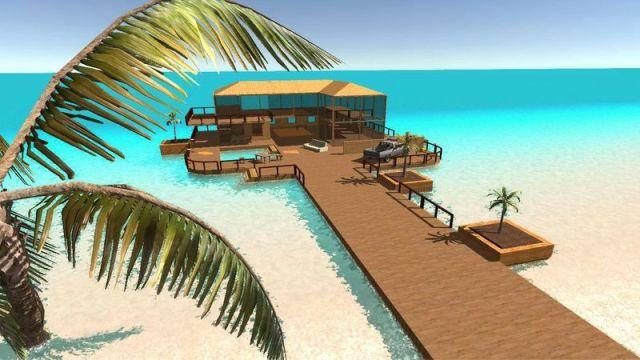 海洋之家:岛屿生存/Ocean Is Home:Island Survival游戏截图