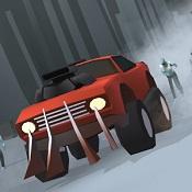 邪恶汽车僵尸启示录(Evil Car: Zombie Apocalypse)图标