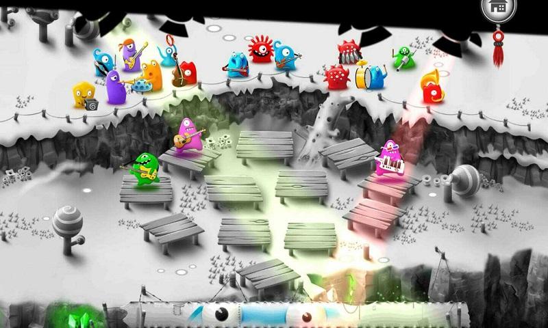 果冻乐队游戏截图