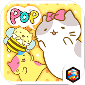 团团喵漂浮POP(MitchiriNeko POP)v1.022 安卓正版