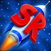 简单火箭图标