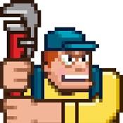 水管工人(Plumber Man)图标