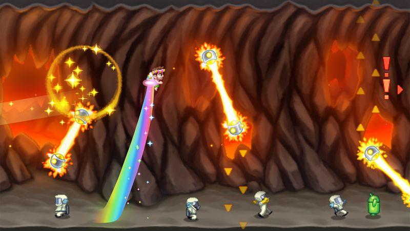 疯狂喷气机版游戏截图