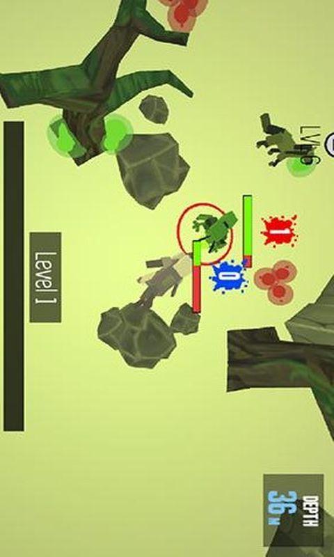 合成动物(Hybrid animals)游戏截图