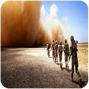 沙塵風暴(Desert Storm)圖標
