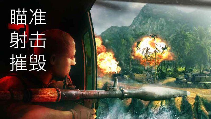 火力掩护(Cover Fire)游戏截图