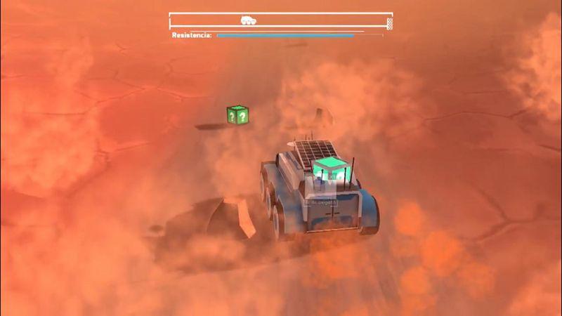 火星探索(Let's go to Mars)截图2