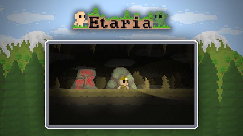 艾塔瑞亚的生存冒险(Etaria Survival Adventure)游戏截图