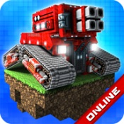 像素战车(Blocky Cars Online )VIP图标