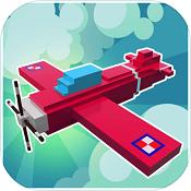 方形航空:飞机模拟器图标