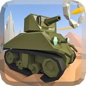 模拟坦克战争(IronBlaster : Online Tank)图标