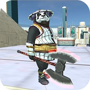 熊猫超人图标