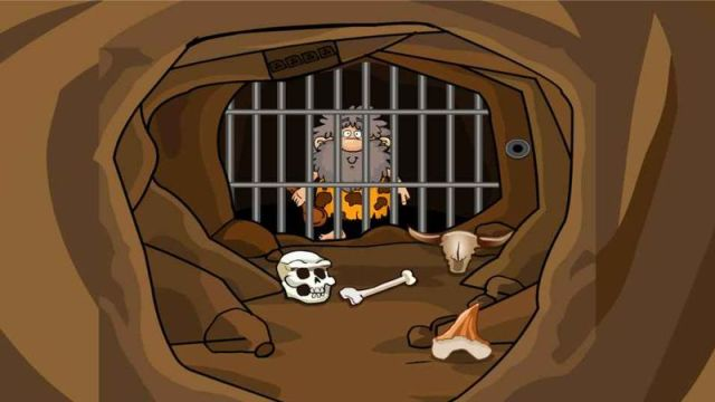被囚禁的酋长宣传图片