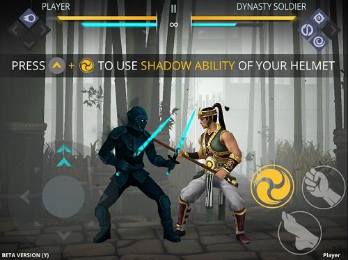 暗影格斗3(ShadowFight3)安卓测试版上架,无限水晶附魔珠破解版《暗影格斗3》下载地址