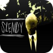 妖瘦男(Slendy Slender Man)图标