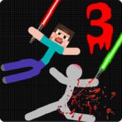 火柴人勇士(Stickman Warriors 3 Онлайн)图标