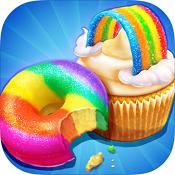 彩虹蛋糕店—甜點大廚!