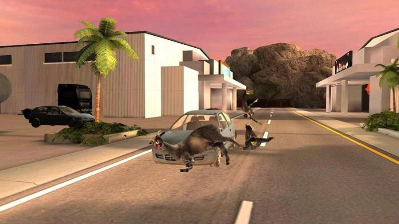 模拟僵尸山羊(goatZ)游戏截图