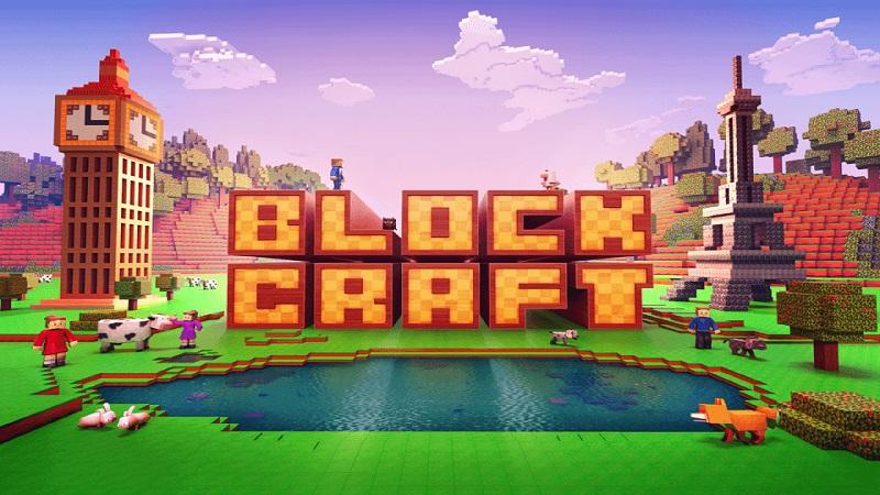 方块世界(Block Craft 3D) 游戏截图
