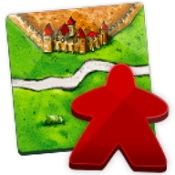 卡卡颂(Carcassonne)图标