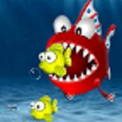 大鱼吃小鱼图标