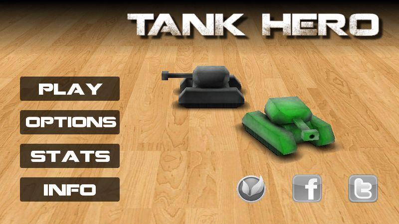 坦克英雄游戏截图