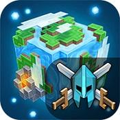 我的世界立方星球(Planet of Cubes)修改版