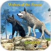 模拟狼族图标