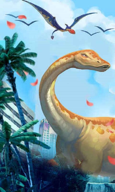 我的恐龙GO游戏截图
