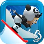 滑雪大冒险图标