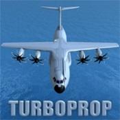 飞行模拟器3D图标
