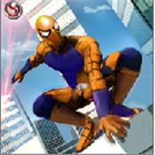 飞行蜘蛛侠3D