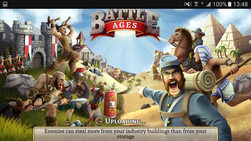 战争时代游戏截图