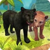 豹子家族(Panther Family Sim)图标